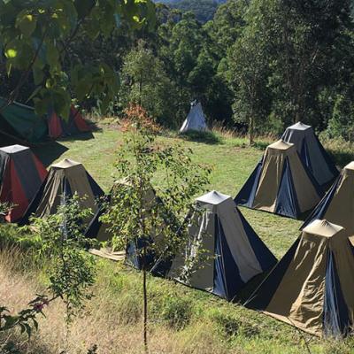 Rites of Passage Camp