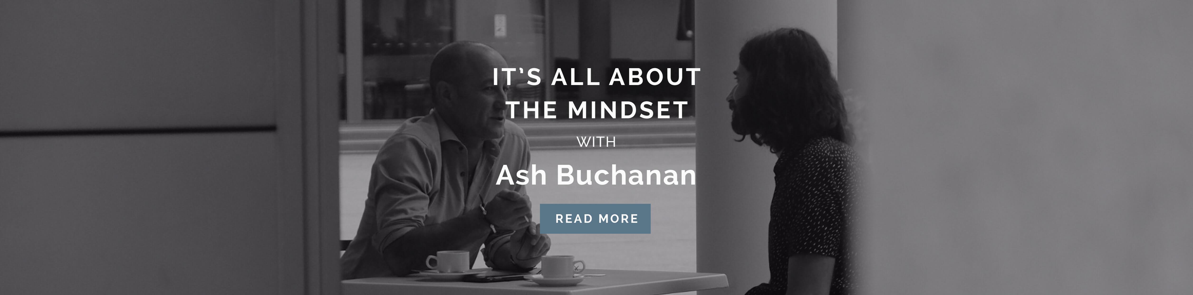 Ash Buchanan
